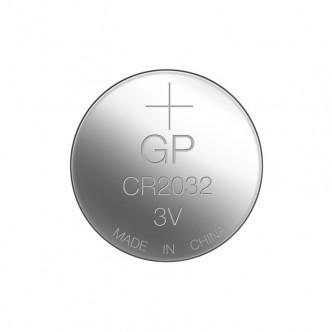 Pilha GP Lithium 3V CR2032