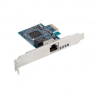 Lanberg PCE-1GB-001 Placa de rede PCI-E a Gigabit